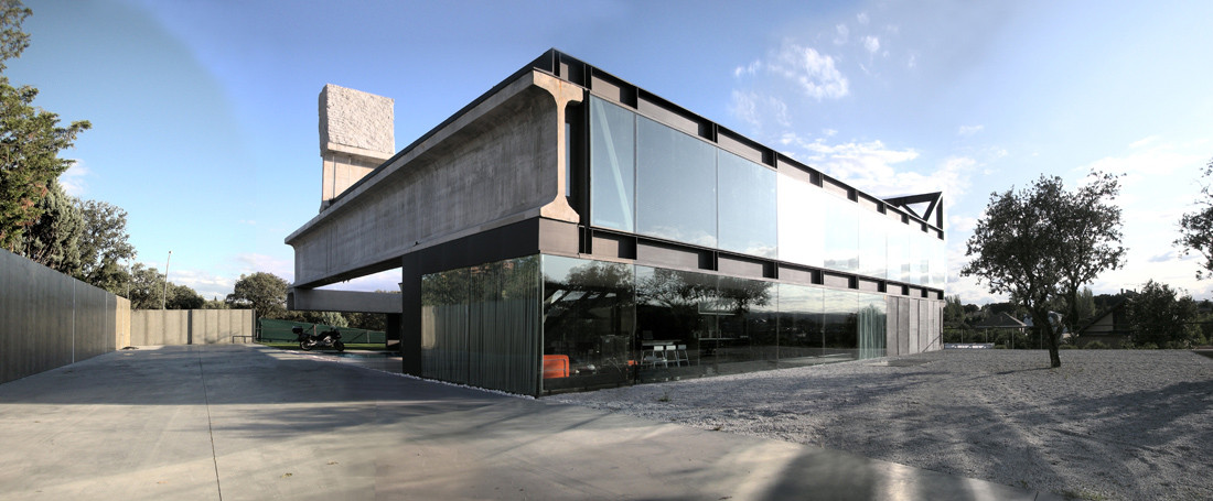 18 6 - Casa Hemeroscopium: imponente y atrevido diseño en Las Rozas de Madrid