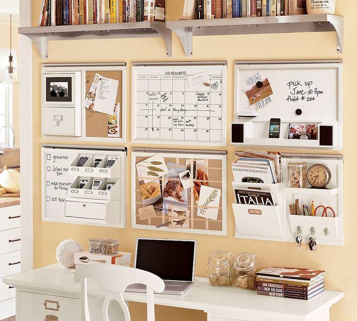 Deco: Tips para organizar tu «working room» o zona de trabajo