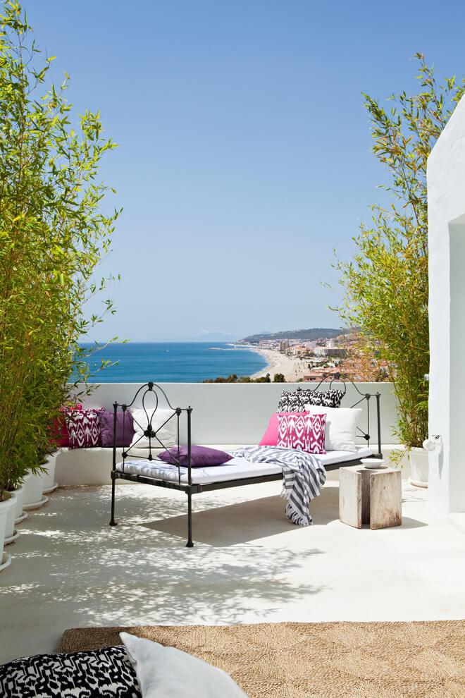 19 2 - Villa Mandarina: Paraíso blanco en Casares (Costa del Sol) lleno de encanto, luz y mar