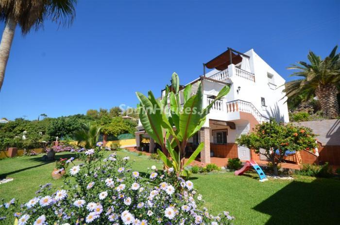19 - Preciosa casa de vacaciones en Nerja (Málaga): encanto, naturaleza y mucha tranquilidad