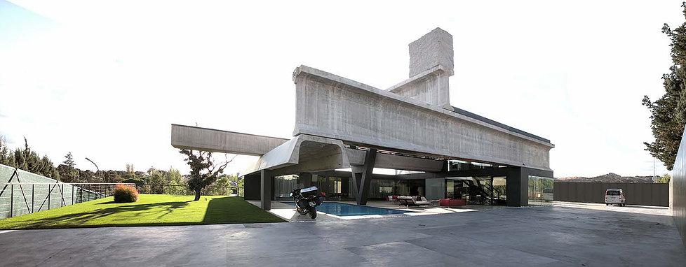 2 19 - Casa Hemeroscopium: imponente y atrevido diseño en Las Rozas de Madrid
