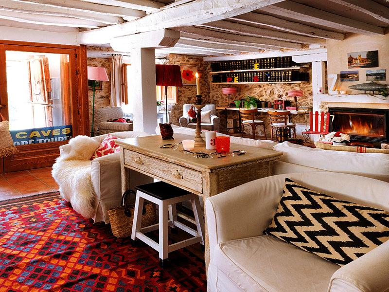 2 2 - Toque cálido de primavera en una preciosa casa de campo en Sepúlveda, Segovia