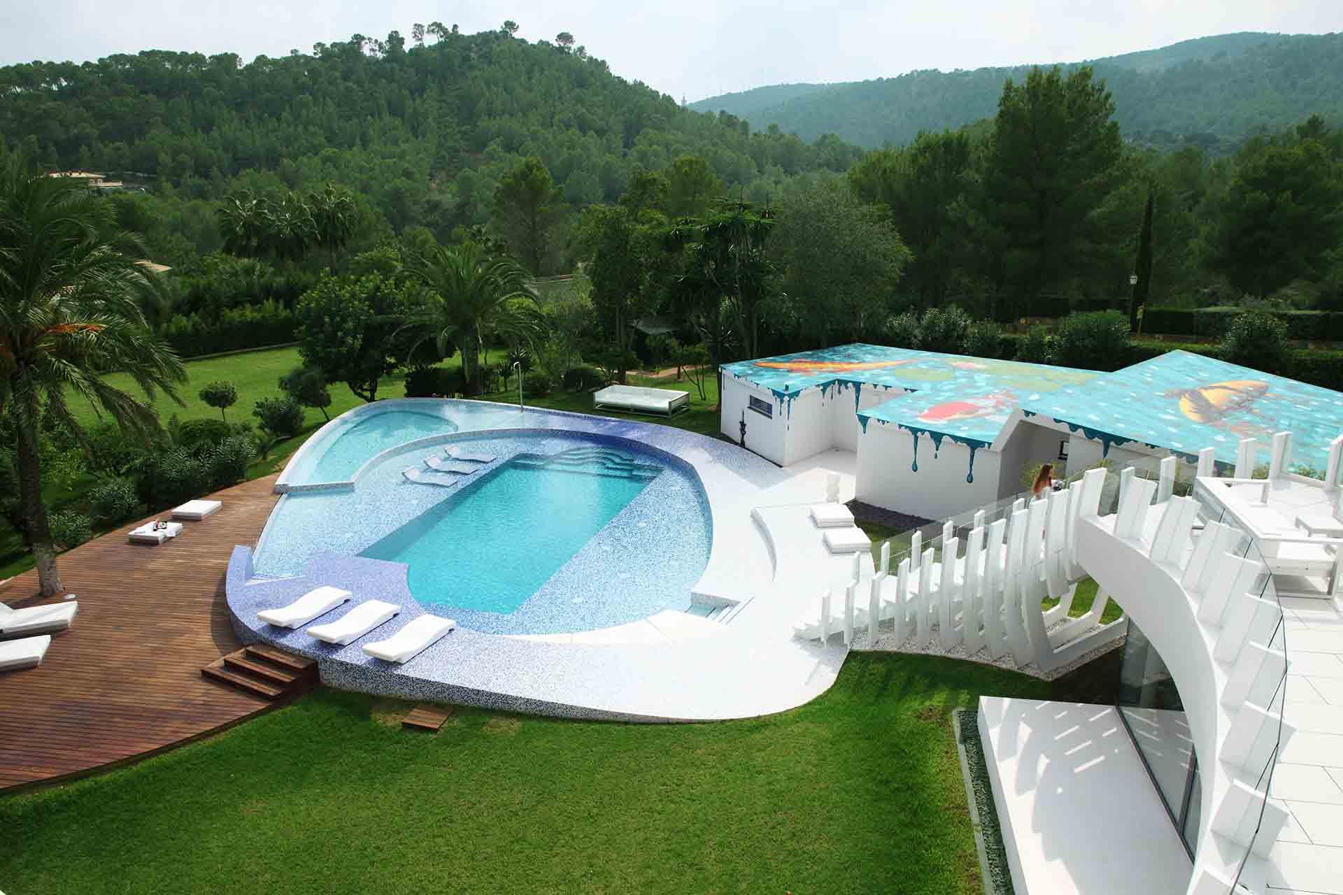 2 9 - Espectacular casa llena de originalidad y diseño en Son Vida, Palma de Mallorca