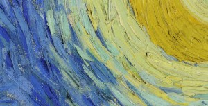 20 julio Starring Night Van Gogh 300x153 - Decora con Arte