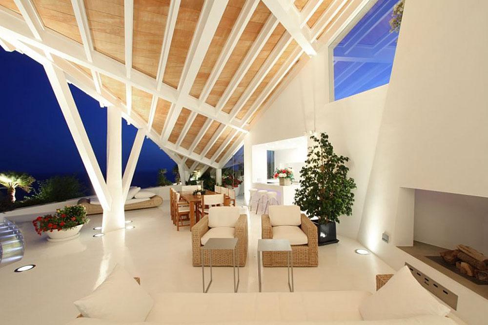 20 - Espectacular villa en Puerto de Andratx (Mallorca), con un fantástico diseño de gaviota