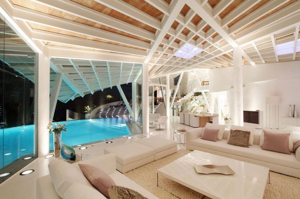 21 1 - Espectacular villa en Puerto de Andratx (Mallorca), con un fantástico diseño de gaviota