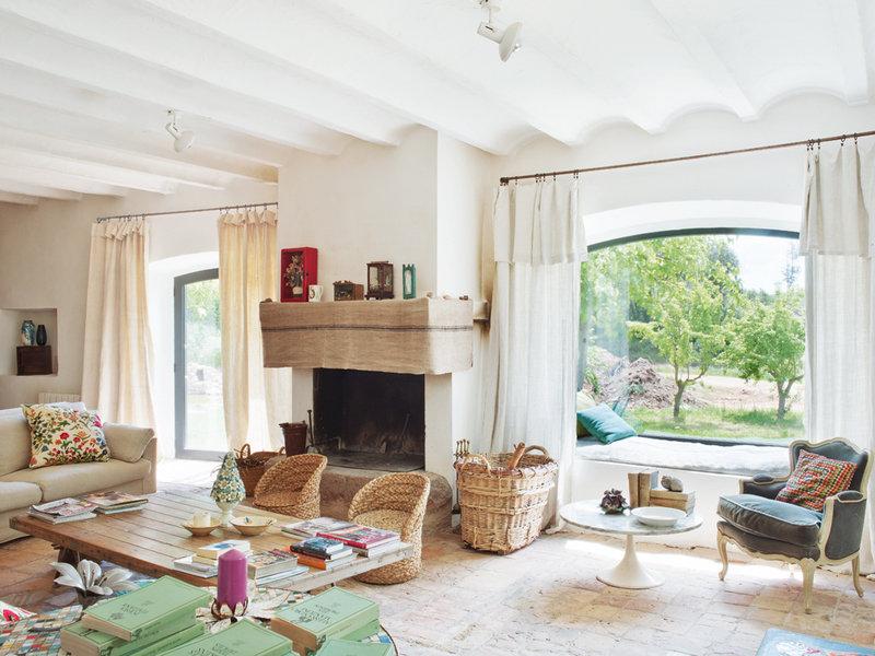 210 - De antigua masía, a fantástica casa de campo en plena naturaleza del Vallés, Barcelona