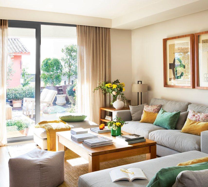 211 - El séptimo cielo: Una preciosa casa en Barcelona rehabilitada para mimar los sentidos