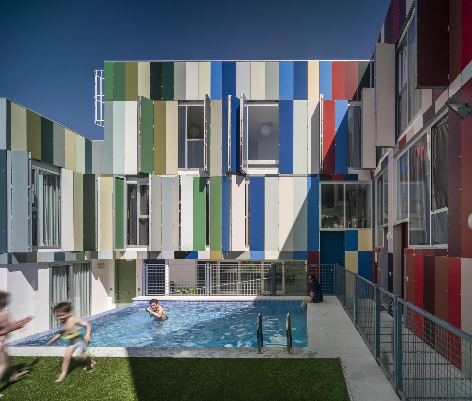 218 - Toque fresco, urbano y lleno de color en el barrio de San Juan de Jaén