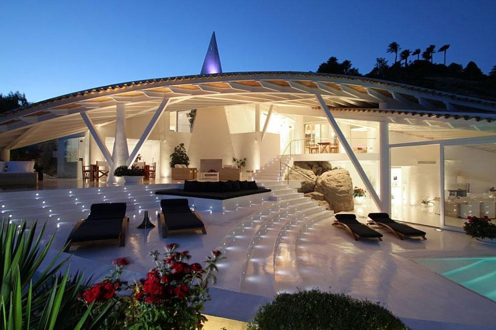 22 1 - Espectacular villa en Puerto de Andratx (Mallorca), con un fantástico diseño de gaviota