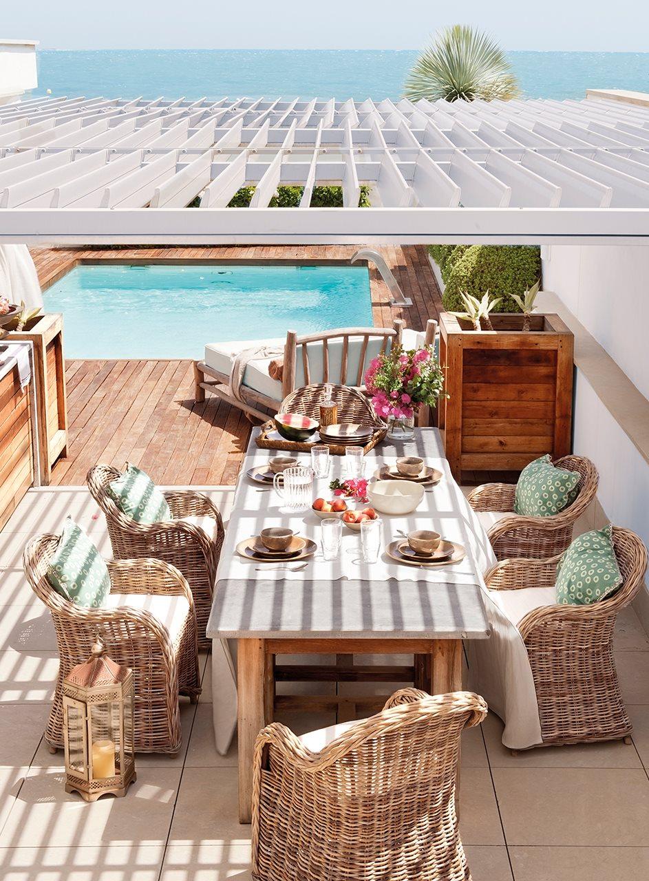 220 - Preciosa casa a orillas del Mediterráneo para unas vacaciones en Costa Blanca (Alicante)