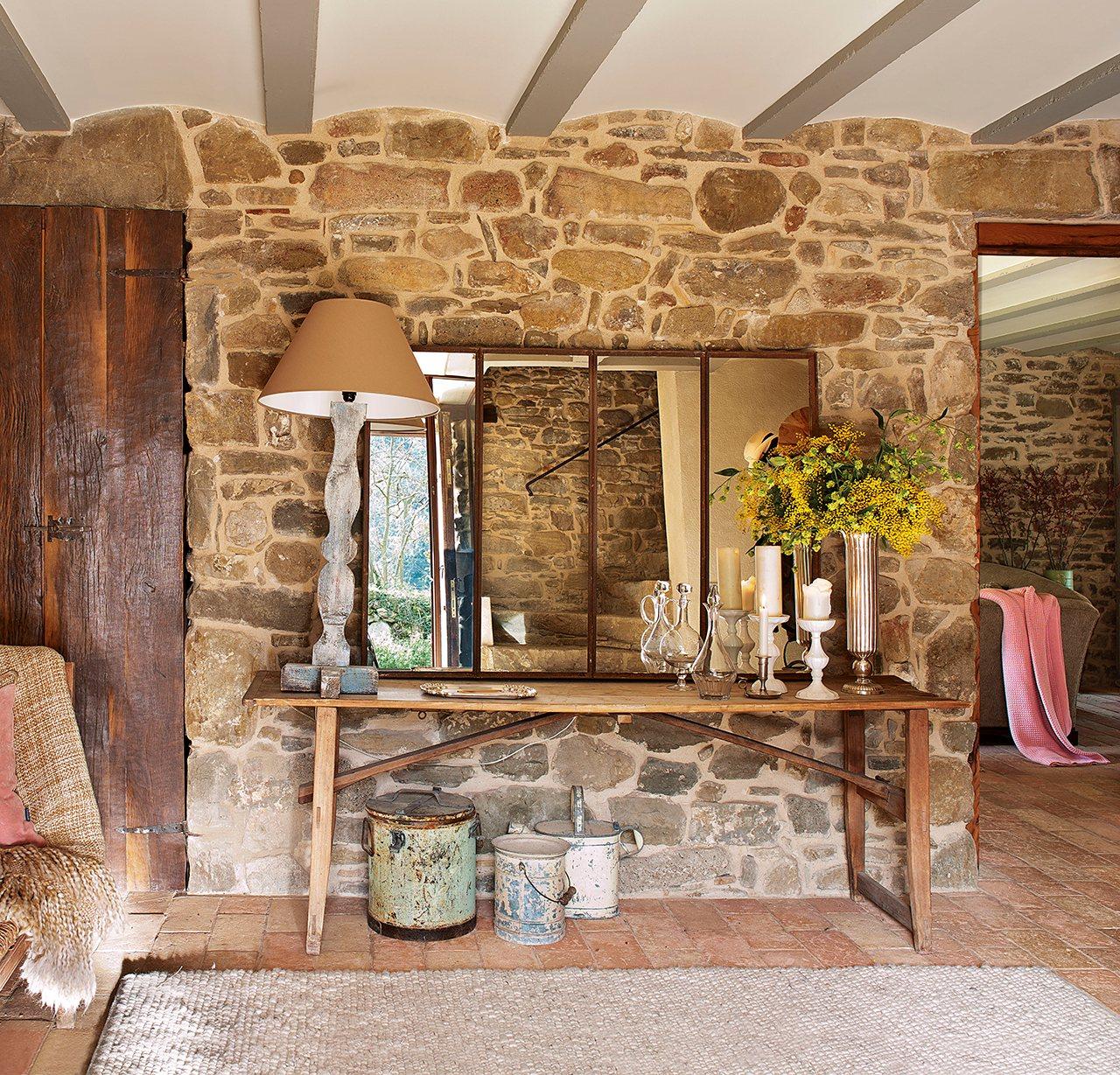225 - Masía del s. XVI reconvertida en espectacular casa rural en La Garrotxa, Girona