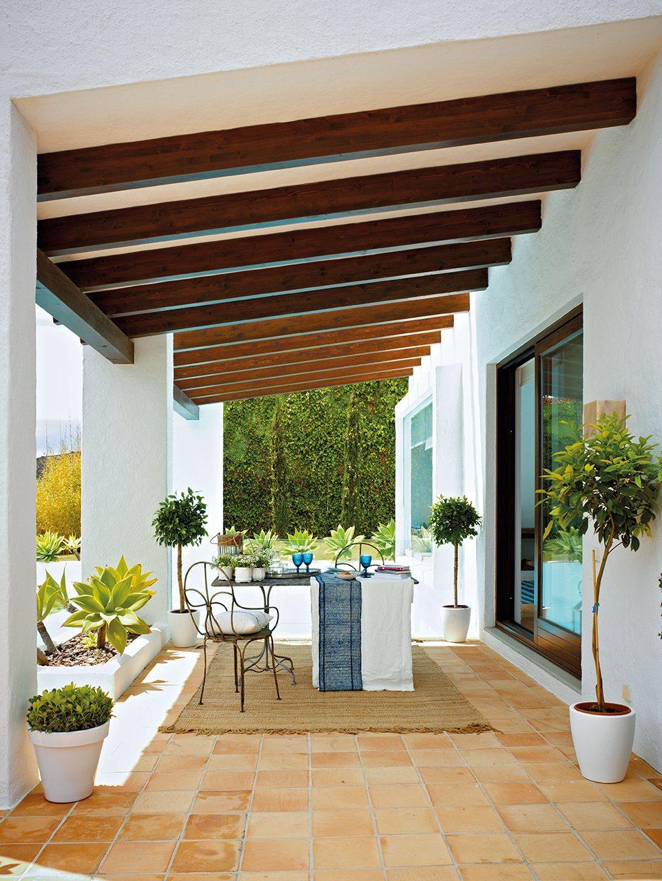 226 - Esencia andaluza de luz y frescura en una preciosa casa en Sotogrande, Cádiz