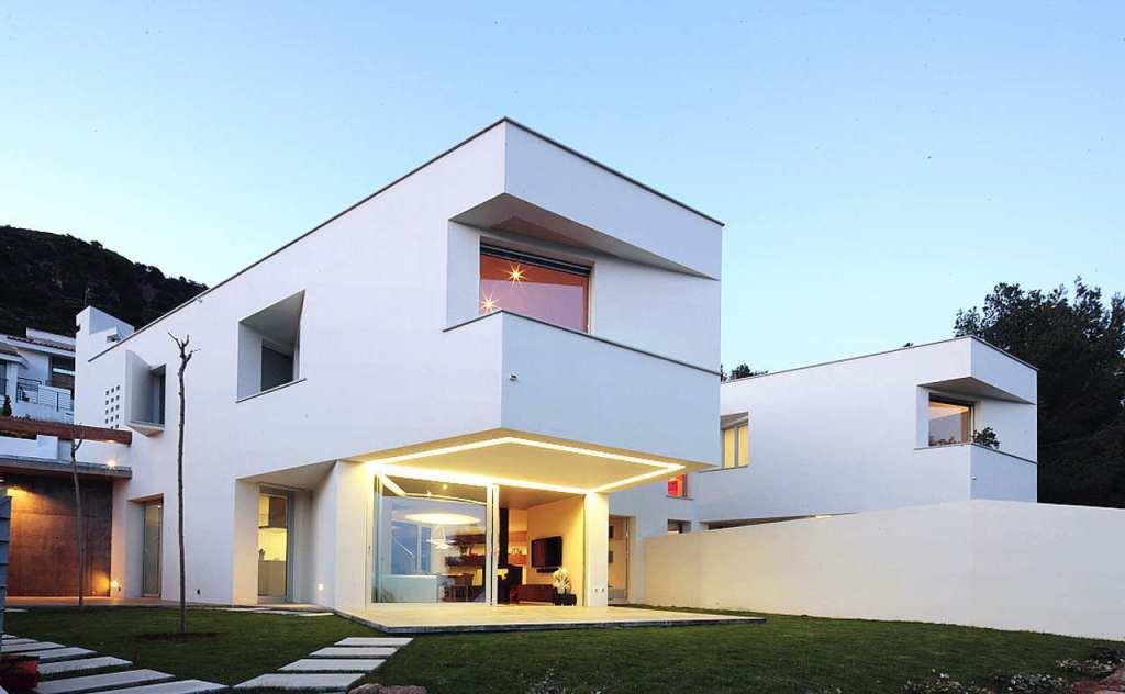 24 - Casa Ripolles-Manrique: diseño contemporáneo en Benicasim (Costa del Azahar, Castellón)
