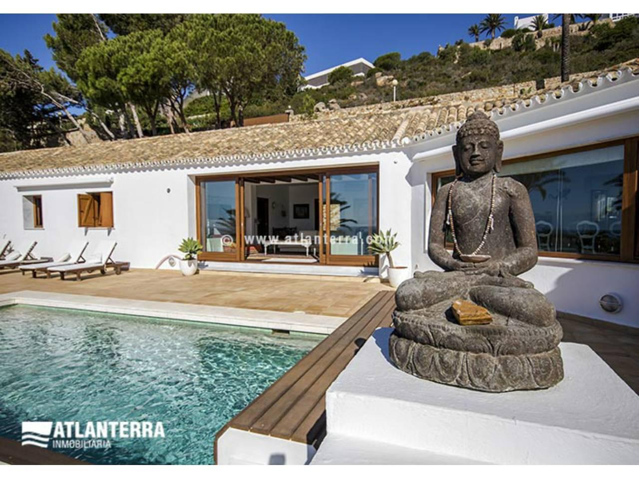 25885350 3170057 foto 414787 - Estilo rústico, privacidad y vistas maravillosas en esta villa en Zahara de los Atunes (Cádiz)