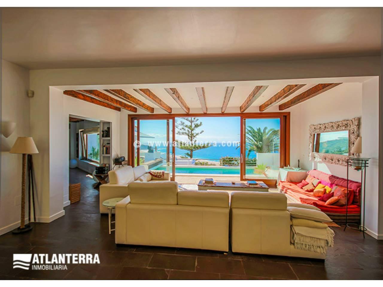 25885350 3170057 foto 487356 - Estilo rústico, privacidad y vistas maravillosas en esta villa en Zahara de los Atunes (Cádiz)