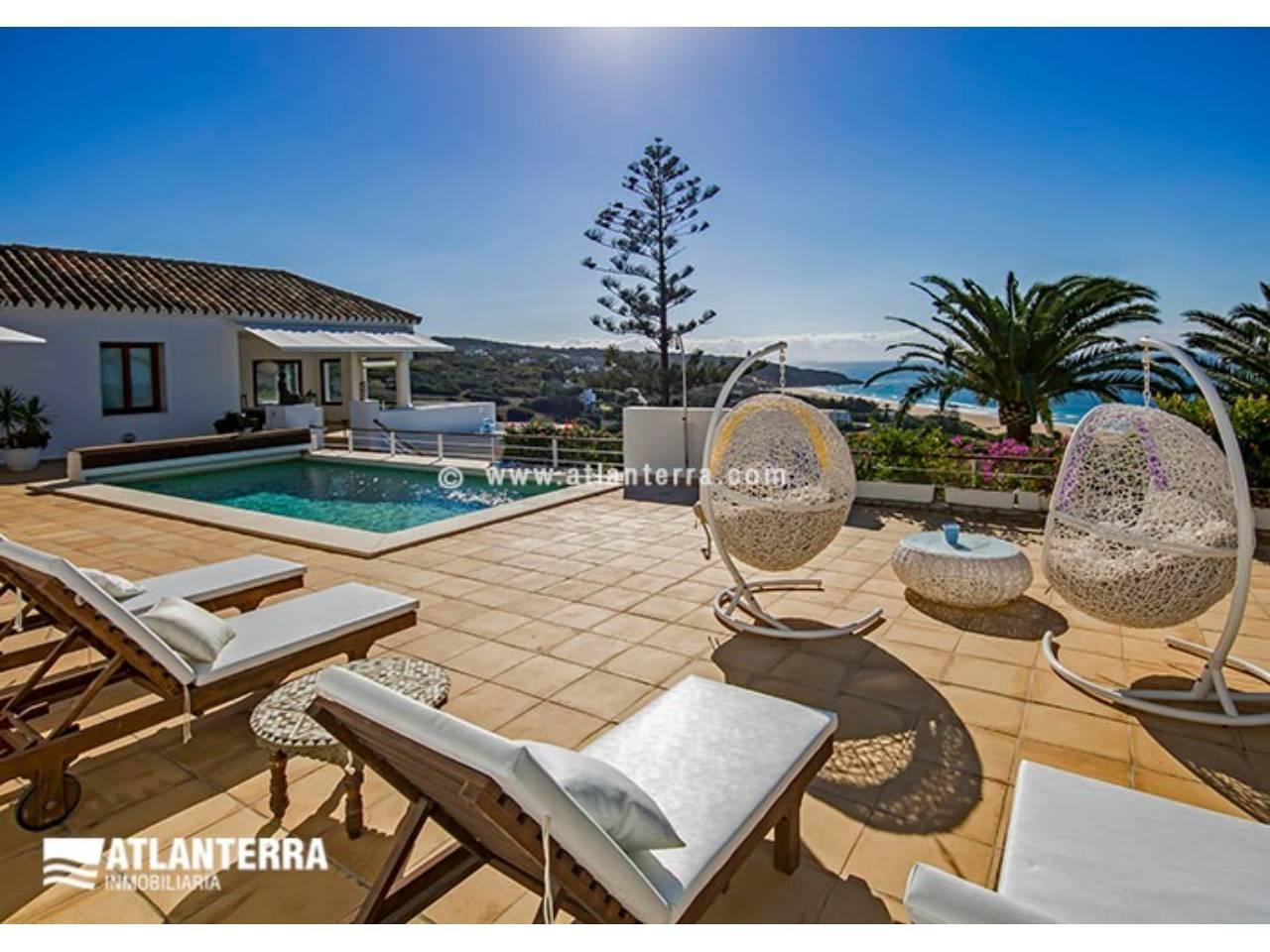25885350 3170057 foto 599290 - Estilo rústico, privacidad y vistas maravillosas en esta villa en Zahara de los Atunes (Cádiz)