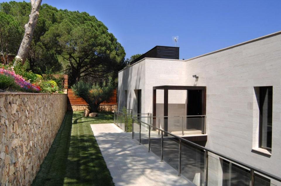 26 - Entre la intimidad y el paisaje: casa de lujo en Sant Feliu de Guíxols (Costa Brava, Girona)