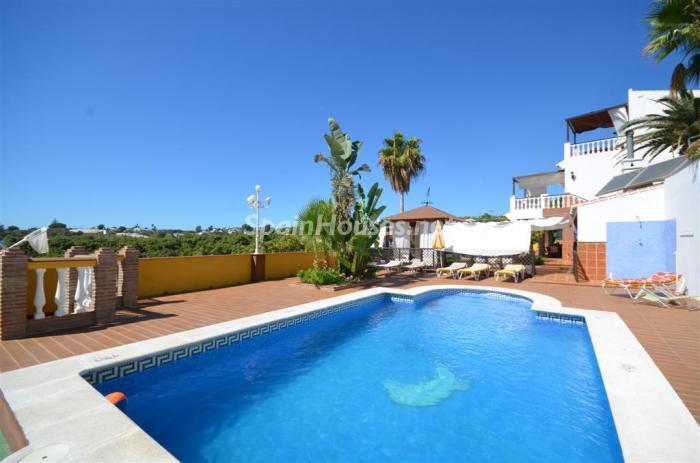 28 - Preciosa casa de vacaciones en Nerja (Málaga): encanto, naturaleza y mucha tranquilidad