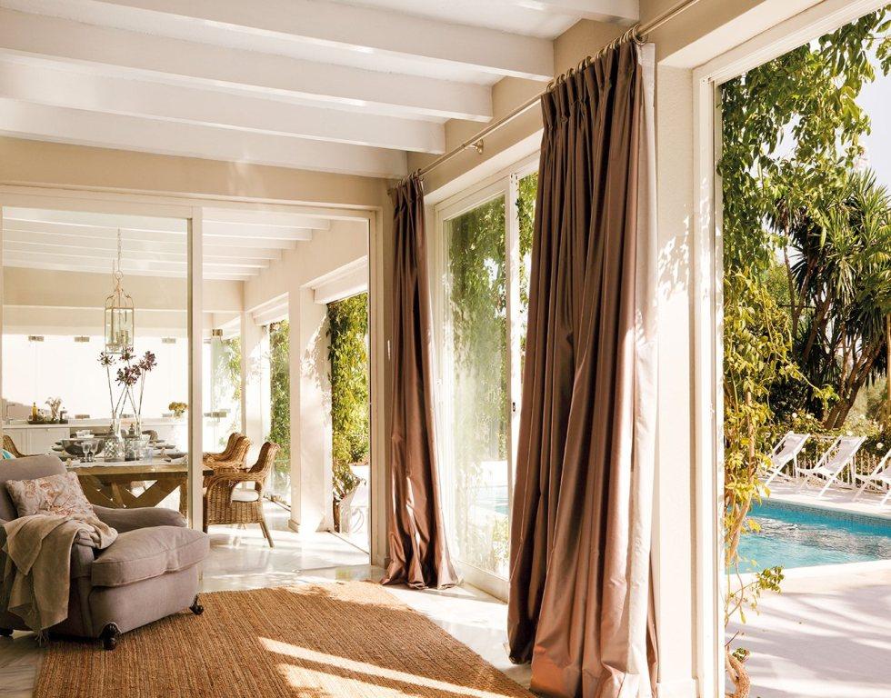 29 - Toques de arena y tierra: los últimos días de verano en una preciosa casa en Marbella