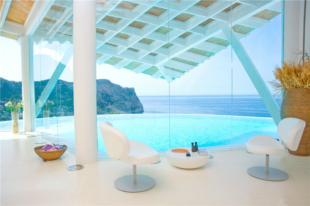 3 17 - Espectacular villa en Puerto de Andratx (Mallorca), con un fantástico diseño de gaviota