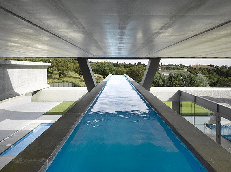 3 19 - Casa Hemeroscopium: imponente y atrevido diseño en Las Rozas de Madrid