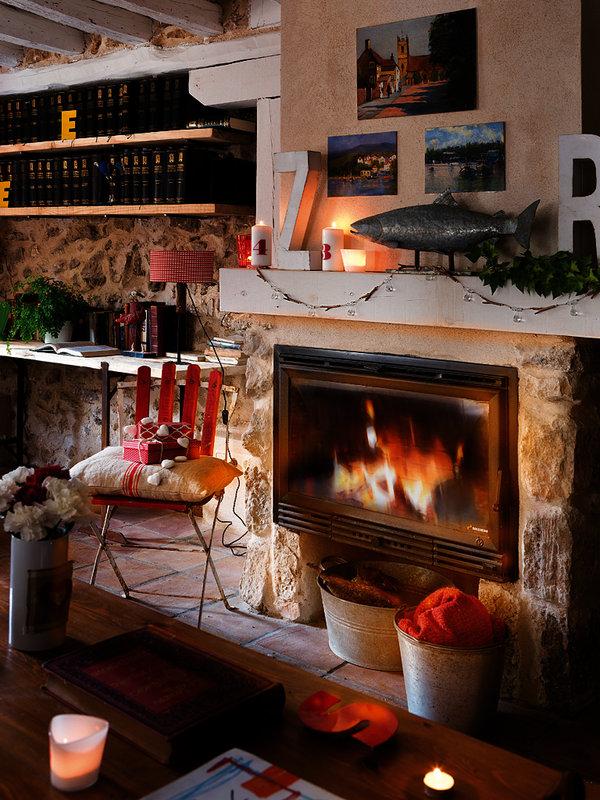 3 2 - Toque cálido de primavera en una preciosa casa de campo en Sepúlveda, Segovia