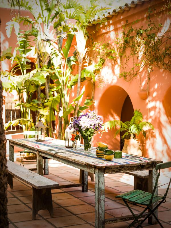 "328 - Preciosa casa con un armonioso y cálido ambiente ""chill out"" en Cala D´Hort, Ibiza"