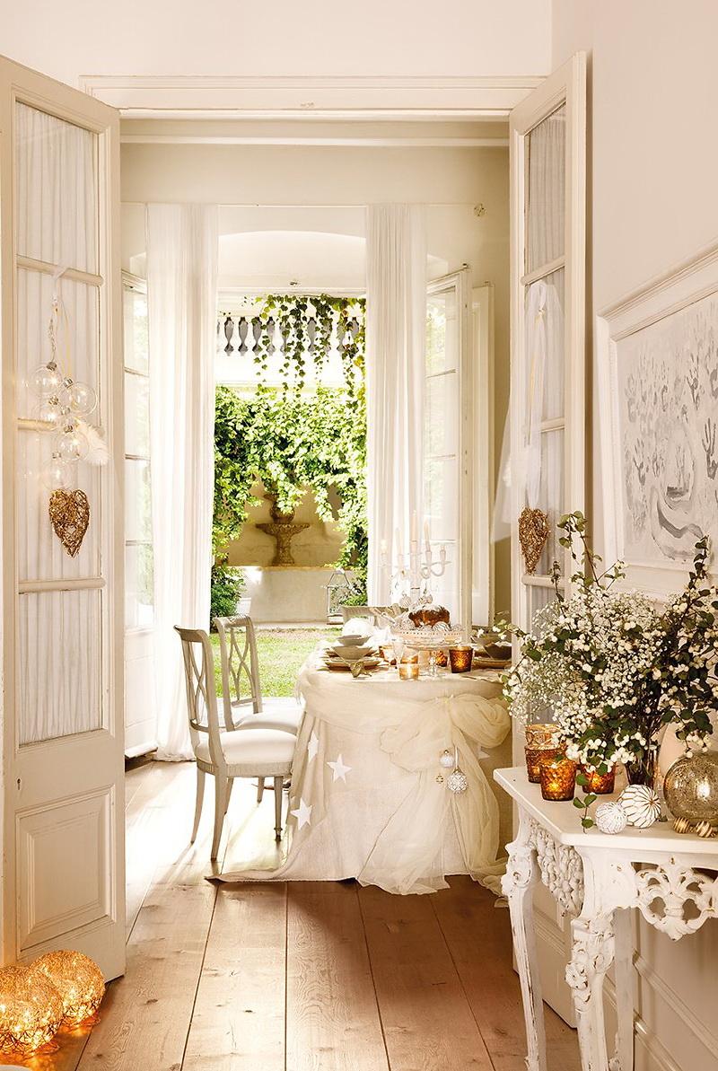 """337 - """"Navidad, blanca Navidad"""" en una preciosa casa en la Costa del Maresme, Barcelona"""