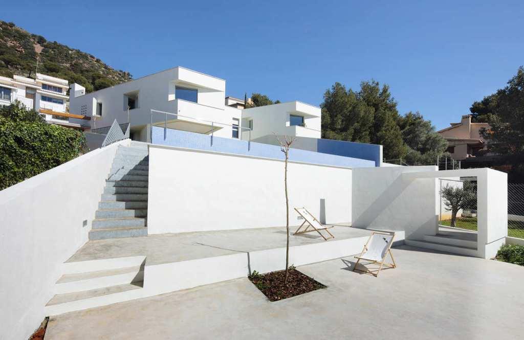 34 - Casa Ripolles-Manrique: diseño contemporáneo en Benicasim (Costa del Azahar, Castellón)