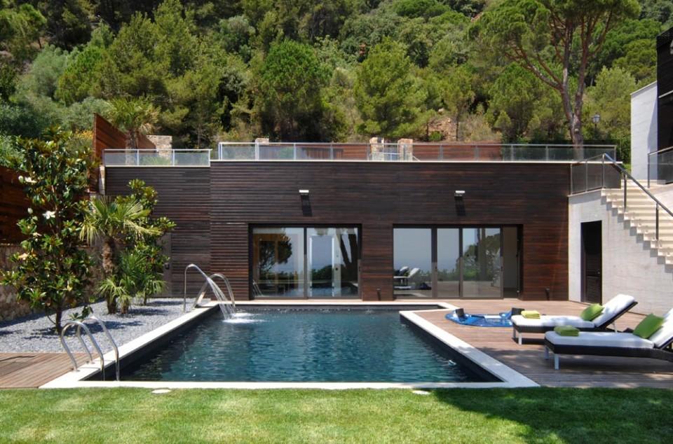 36 - Entre la intimidad y el paisaje: casa de lujo en Sant Feliu de Guíxols (Costa Brava, Girona)