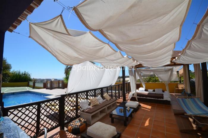 38 - Preciosa casa de vacaciones en Nerja (Málaga): encanto, naturaleza y mucha tranquilidad
