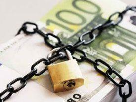 Las hipotecas echan el candado