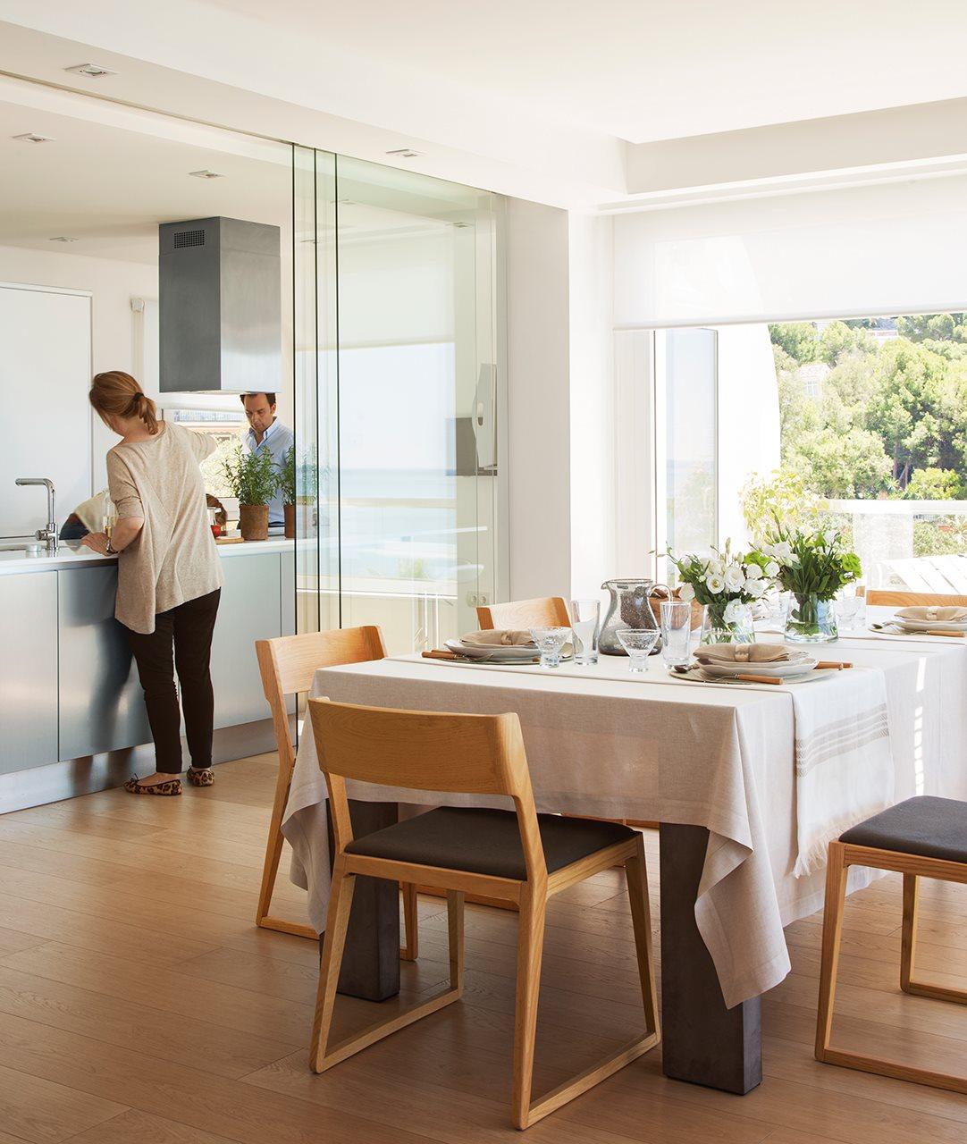 """4 1 - Precioso piso de ensueño en Málaga: """"Las vistas al mar no tienen precio"""""""