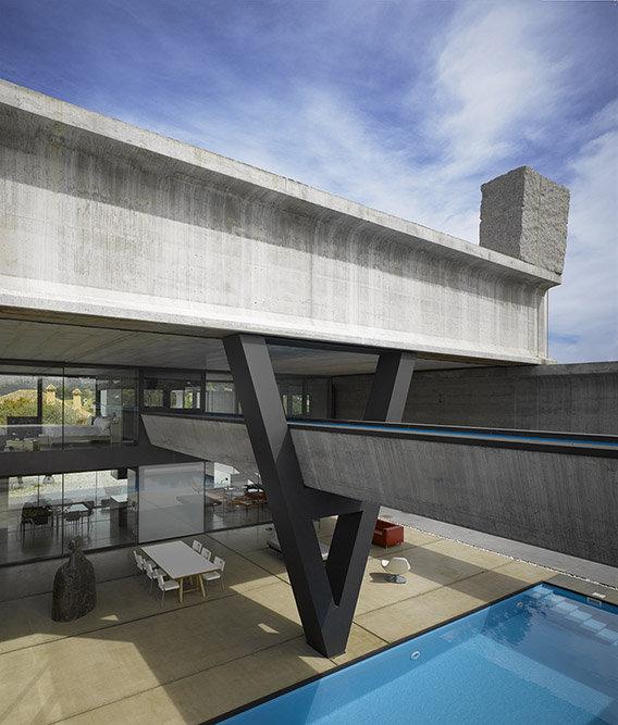 4 19 - Casa Hemeroscopium: imponente y atrevido diseño en Las Rozas de Madrid