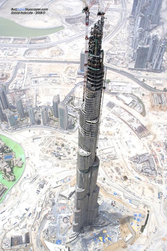 4 agosto - Torre más alta mundo