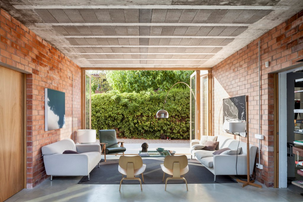 415 - La relación perfecta entre una fantástica casa y su jardín, Sant Cugat del Vallés (Barcelona)