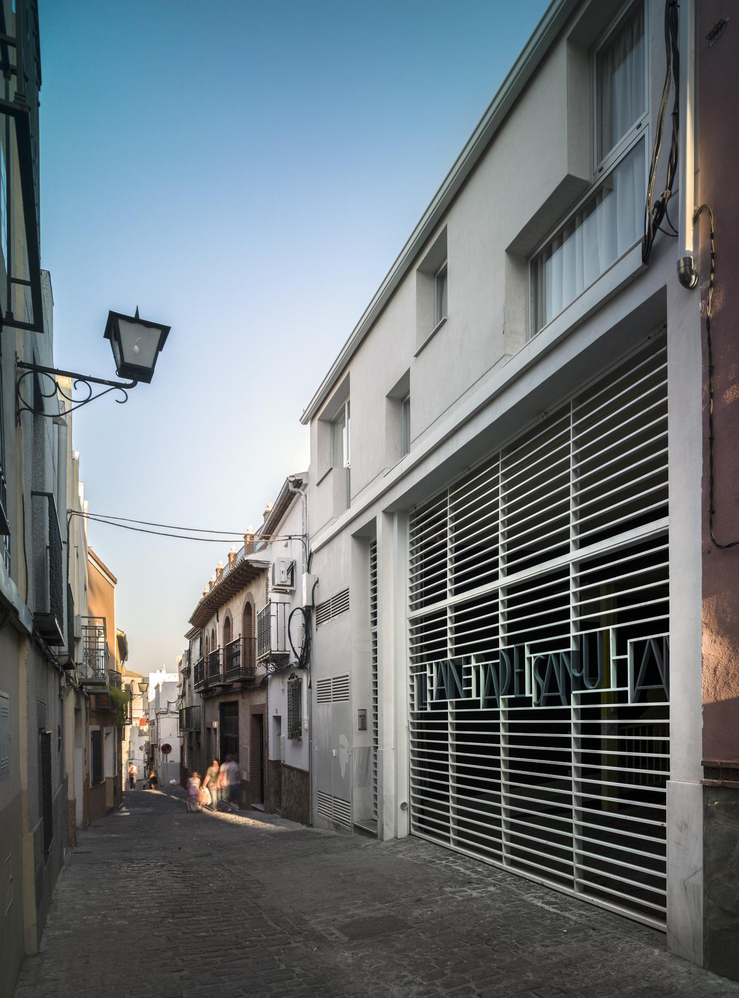 416 - Toque fresco, urbano y lleno de color en el barrio de San Juan de Jaén
