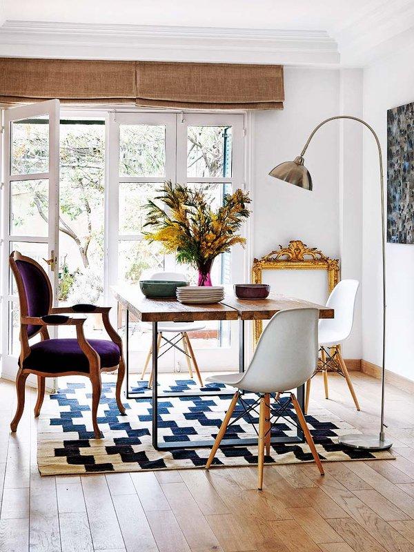 422 - Preciosa casa con un romántico patio ajardinado en pleno corazón de Madrid