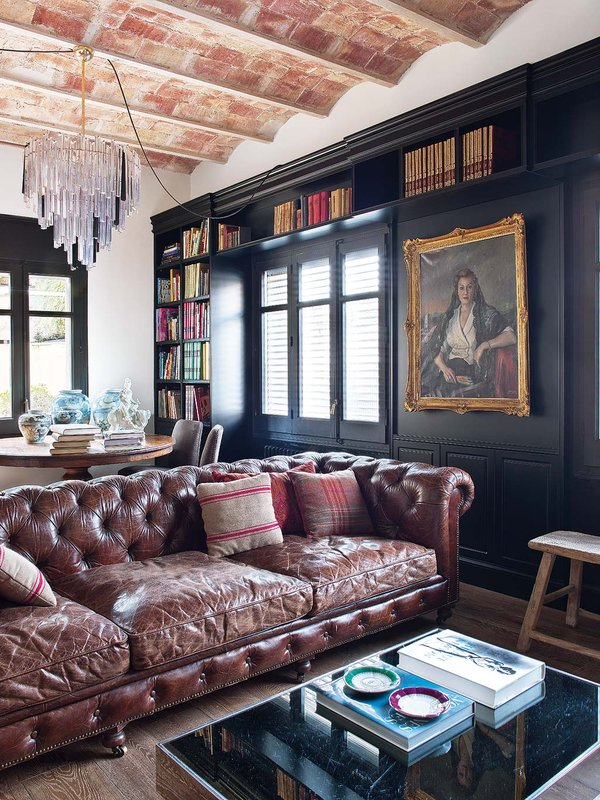 425 - Toque vintage con auténtico encanto en un genial loft reformado en Barcelona