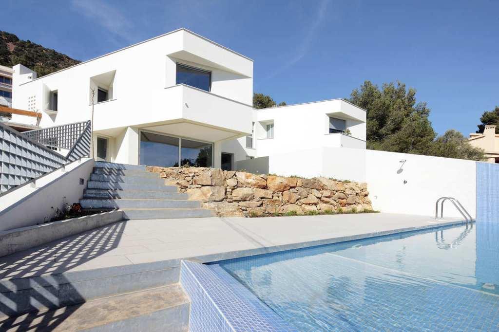 43 - Casa Ripolles-Manrique: diseño contemporáneo en Benicasim (Costa del Azahar, Castellón)