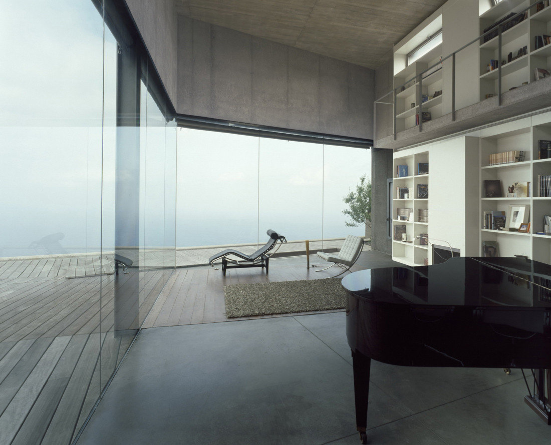 Architekt: Arsenio Perez Amaral Projekt: Haus Tacoronte