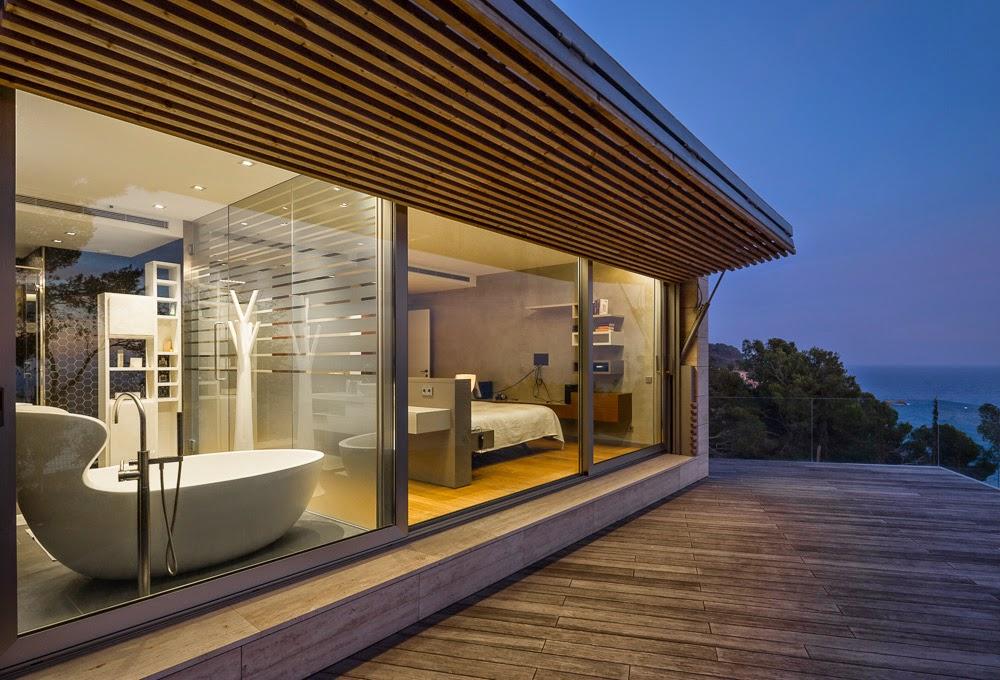 46 - Casa Llorell: diseño, lujo y serenidad en Tossa de Mar, Costa Brava (Girona)