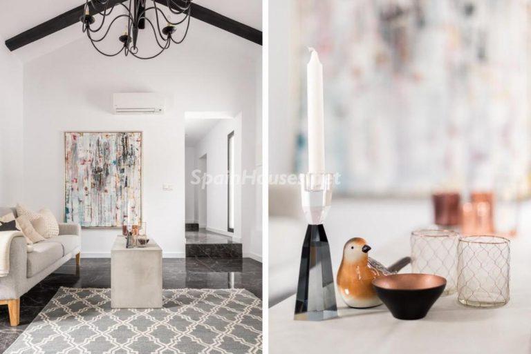 Esta villa en Marbella presenta la decoración «soft» perfecta para todo tipo de hogar