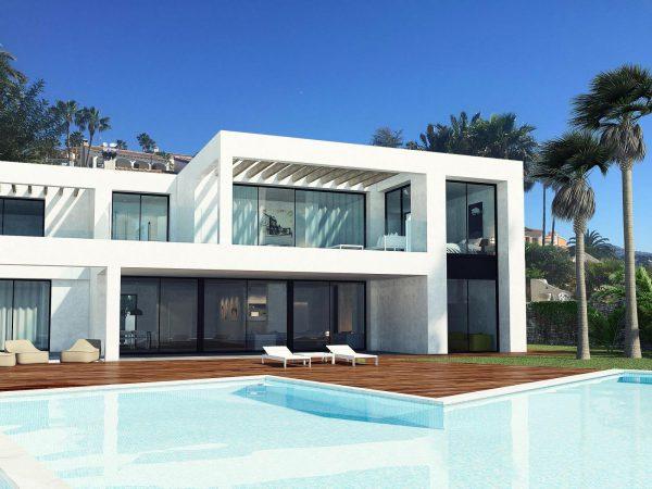 46920 1917147 foto 272654 min 600x450 - El diseño arquitectónico del futuro: casas con estructura moderna