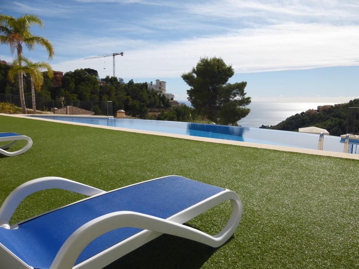 46920 3071837 foto 421003 - Altea Hills: Descubre este ático de estructura moderna y diseño lujoso con vistas al mar en Costa Blanca (Alicante)