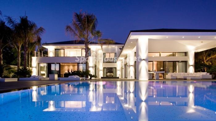 La casa de ronaldi o un lujo al alcance de pocos - Casas de lujo en marbella ...