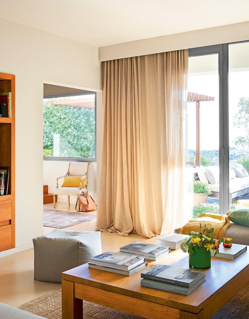 49 - El séptimo cielo: Una preciosa casa en Barcelona rehabilitada para mimar los sentidos