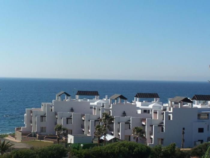 Pisos y casas en la playa