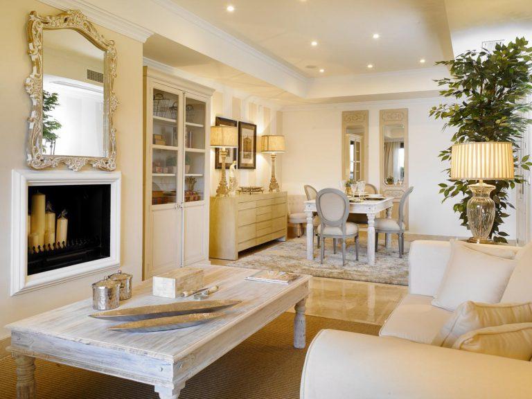 El estilo «White Vintage» está por toda tu casa ¿No te habías dado cuenta?